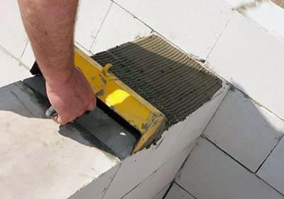 Сохранение тепла в доме из газобетона